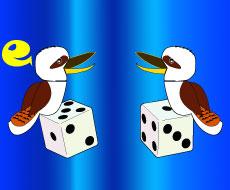 The Kookaburra Game - The Australian board game
